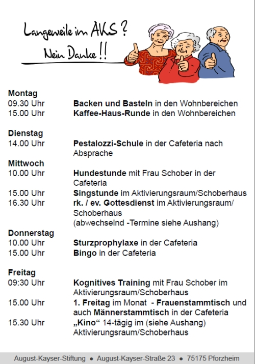 august-kayser-stiftung.de